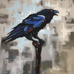 Acryl, 70x50 cm  RP: € 300.-