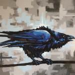 Acryl, 40x50 cm  RP: € 200.-